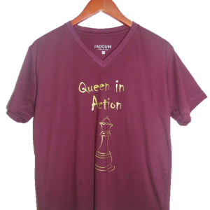 CAMISETA QUEEN IN ACTION