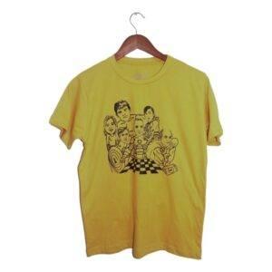 Camiseta Infantil Chess avengers