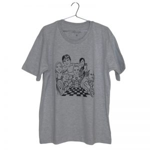 Camiseta Chess Avengers