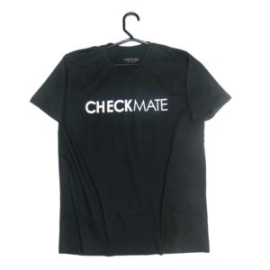 Camiseta Checkmate