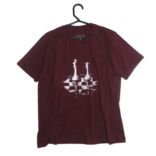 Camiseta Infantil Reflexo da vida
