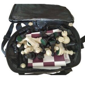 Bolsa para material de xadrez - M