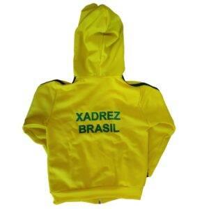 Jaqueta Xadrez Brasil