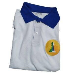 Camisa Polo Canal Xadrez Brasil